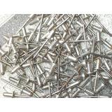 100 Arrebite Aluminio Tipo Pop 6mm X 13mm Frete Gratis