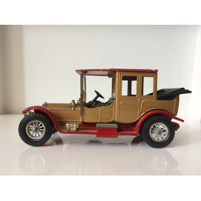 Rolls Royce 1912 Matchbox Models Of Yesteryears By Lesney
