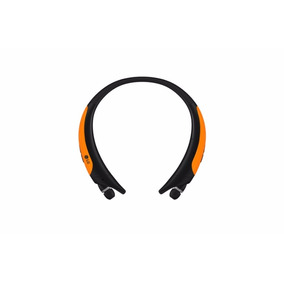 Auriculares Lg Tone Active Estéreo Inalámbrico Hbs850 Naran