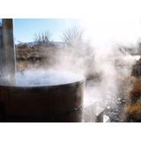 Tinas Madera De Aguas Calientes En Cipres 2,5metros Premium