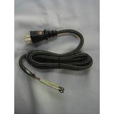 Cable Electrodomésticos Para Plancha Y Otros Mayor Y Detal