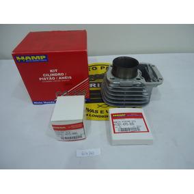 Kit Cilindro/pistao/aneis Titan 99(cilindro/pistao Honda/ane