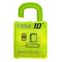 R-sim 10+ La Mas Nueva Iphone 6s/6s+/6/6+/5s/5c/5/4s Ios 10