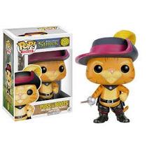 Funko Pop Gato De Botas ( Puss In Boots ) - Filme Shrek