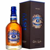Whisky Chivas Regal 18 Anos 750ml Original Scotch Blend40%