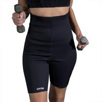 Calza Alta Neoprene Modeladora Mujer Elastica Ptm Talle S