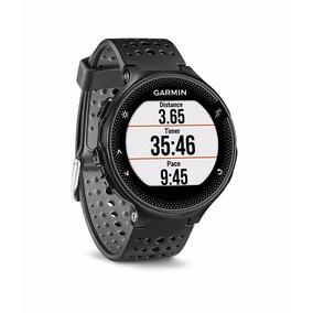 Relógio Monitor Cardiaco Garmin Forerunner 235 Hr Preto Novo