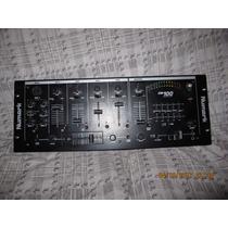 Consola 8 Canales Mezcladora Numark Cm100