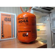 Cilindro O Boya Vacío De Gas Refrigerante Genetron