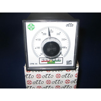 Control Temperatura Analógo Marca: Atto, Con Termopar De 1mt