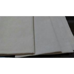 Kit 5 Tecidos - Algodão Cru Para Agulha Magica - Sem Risco