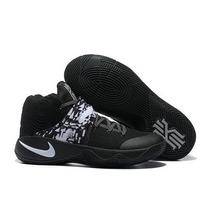 Zapatos Nike Kyrie Irving 2 Caballero Negro Rojo Infierno