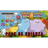Pack De 25 Dittos Shinys 6ivs Pokemon Ultrasunn/moon,x/y,r/z