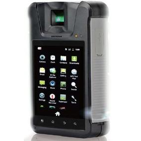 Checador Asistencia Biometrico Portatil Bateria