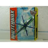Matchbox Sky Busters Helicoptero Sky Crane Verde