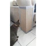 Arranhador De Gato Protetor De Sofa Cinza 60x10 Queima De Es