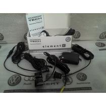 Kit Sensor Estacionamento Amarok Fox Gol G5 G6 Voy Par Up!