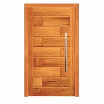 Porta Pivotante 713 Madeira Maciça - 2,10m X 1,10m Angelim