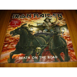 Vinilo Iron Maiden / Death On The...(nuevo Y Sellado) Doble
