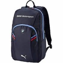 Mochila Bag Pack Puma Escuderia Bmw 100% Original Autentica