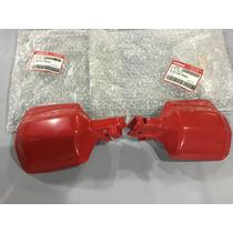 Juego De Cubre Manos Rojo Original Honda Brasil Xr 250r/600r
