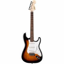 Guitarra Eléctrica Silvertone Sunburts Cafe Instrumento