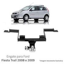 Engate Reboque Ford Fiesta Trail 2008 E 2009