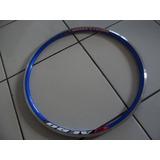 Aro Aero Folha 26 Aluminio Azul Viper