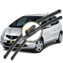 Palheta Honda New Fit - 2009 Diante - Kit Dianteiro E Tras