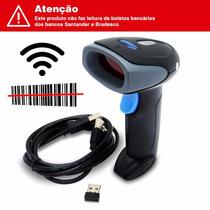 Leitor Codigo Barras Sem Fio Datamax Wifi M200s Danfe Boleto