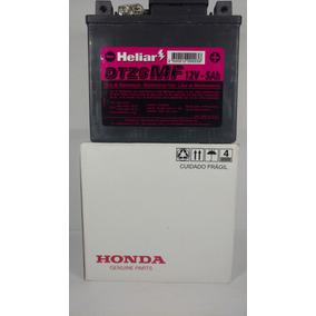 Bateria Dtz6 Bros Titan150mix Xre300 Crf230 Original Honda