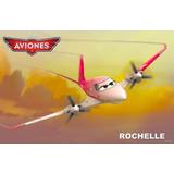 2x1 Aviones Niñas Kit Imprimible Invitaciones + Regalo