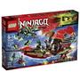 Juguete Lego Ninjago El Último Vuelo Del Kit De Construcci