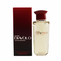 Perfume Diavolo Antonio Bandeira Masculino 100ml Original