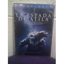 Dvd Cerberus The Guardian Of Hell La Espada De Atila Tampico