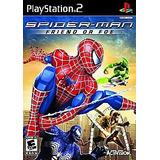 Spiderman Friend Or Foe Ps2 Hombre Araña