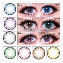 Pupilentes Eos Moon Originales Big Eyes Doll Semestrales