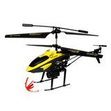 Helicoptero R/c Hornet 3.5 Chanel Motor Cuerda Y Canasta