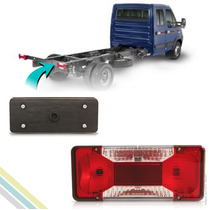 Lanterna Traseira Iveco Daily Chassi 2008 2009 2010 2012
