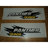 Kit De Calcos Para Panther R110 R200 Wr200 Wr250