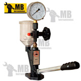 Banco De Prueba De Inyectores Diesel Bomba Manual