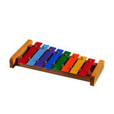Instrumento Musical Didactico Tocar Musica Niños Metalofon