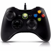 Controle Xbox 360 Com Fio Usb Original Feir