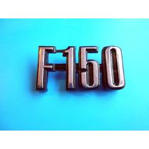 Emblema F-150 Ford Camioneta Camion Clasico