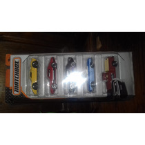 Matchbox Pack Karmanghia Y Varios 1/64
