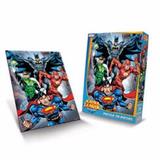 Puzzle Rompecabezas 70 Piezas Liga De La Justicia Batman Fla
