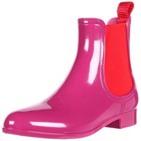 Botin Botas Lluvia Juicy Couture Haper 3 Mex Rain Boot