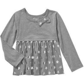 Blusa Americana Para Niña Talla 4 Años