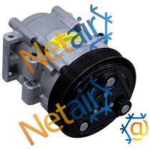 Compressor Fic Fiesta/ Ka/ F-250/ Escort 1,6 Rocam 98 Diante