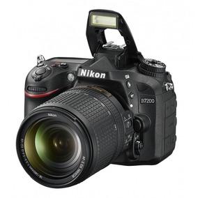 Rosario Camara Nikon D7200 Kit 18-140mm Wifi Nfc Lcd 3.2